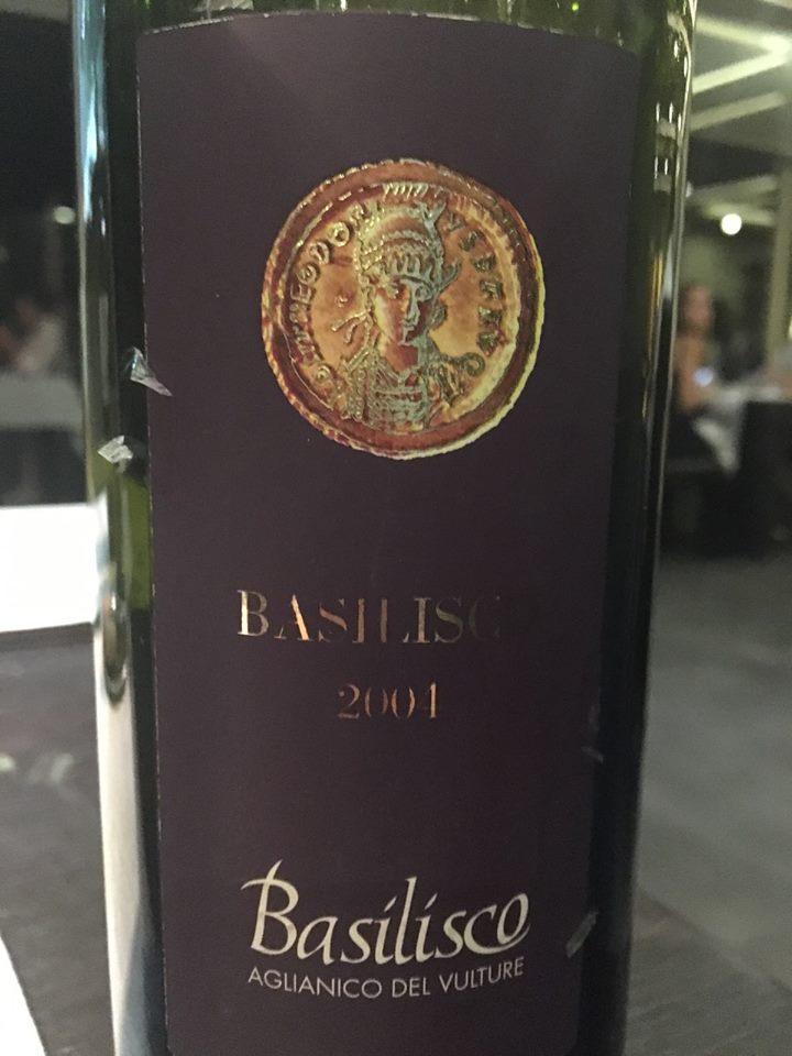 Basilisco 2004