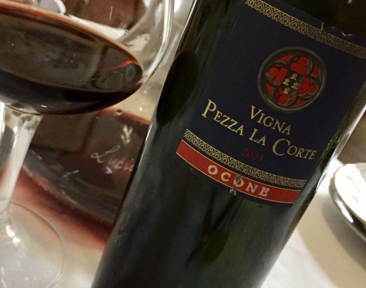 Vigna Pezza La Corte 2003