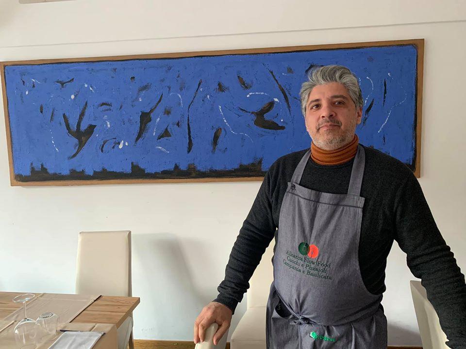 Luigi Russo, patron della Lanterna a Somma Vesuviana