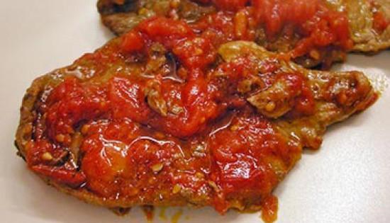 Come si cucina la carne alla pizzaiola   Sfizioso.it