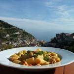 Pasta fagioli e cozze (foto Marco Pappalardo)