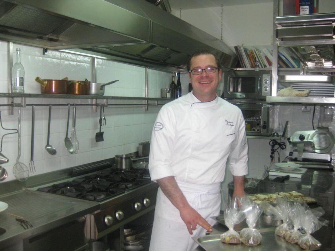 Vitantonio Lombardo nel 2009