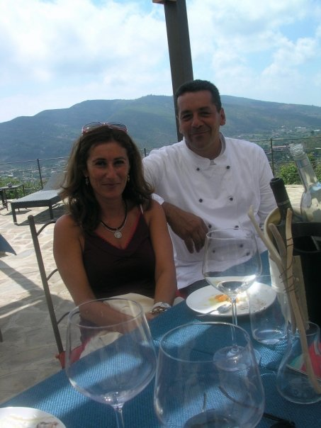 Maryda e Danilo (Foto sono di Marina Alaimo)