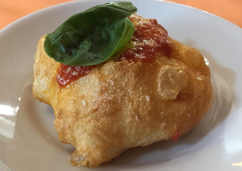 Pizzeria da Ettore, la montanara