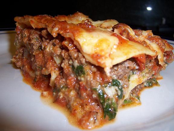 Lasagna Carnescialesca rivisitata