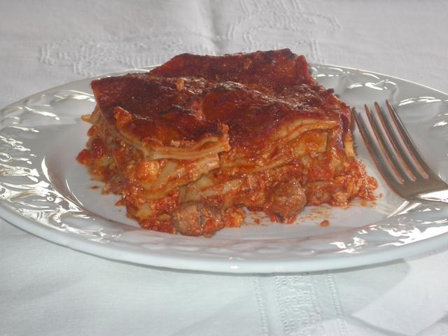 Lasagna napoletana. Foto tratta da www.gennarino.org di Rimmel