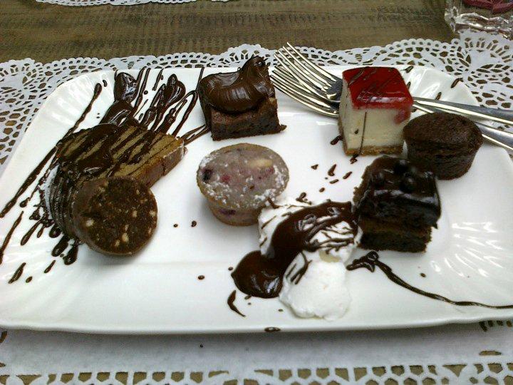 Said, Fantasia di cioccolato