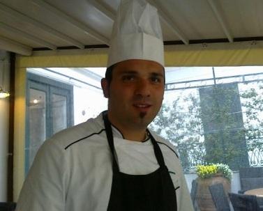 Da Gemma, lo chef Salvatore Milano