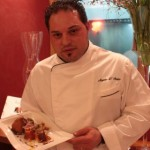 Angelo D'Amico, lo chef vincitore