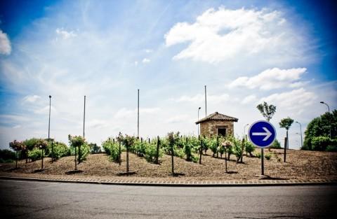 Rotonda in Borgogna