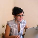 Marilena Balletta, interprete e assistente della giuria tecnica