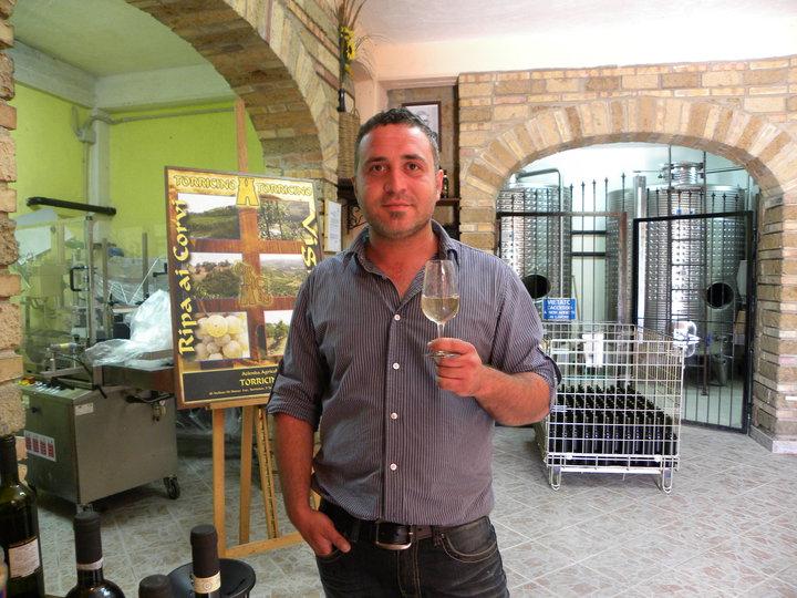 Stefano Di Marzo (foto Sara Marte)