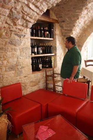 Uno sguardo ai vini del territorio