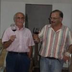 Enrico con Antonio Polito