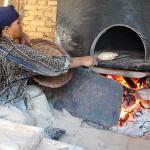 Egitto, Menfi. La cottura del pane