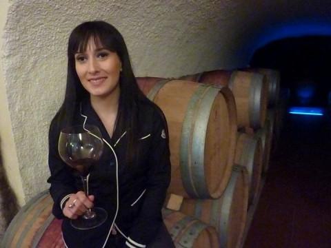 Elena Fucci, un altra enologa del sud - Barile