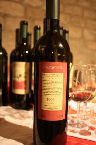 Vigna Cataratte 1996 - il top