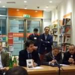 Da sinistra: Michele Giuliano, Luciano Pignataro, Gianni Melillo, Giuseppe Crimaldi