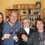 Nunzio Toselli con Paola Conti, Isabella Pelizzatti Perego e Susanna Crociani
