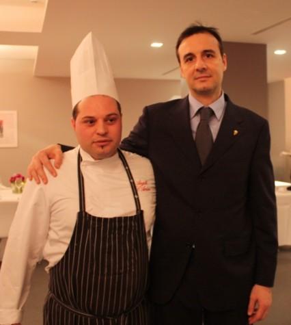 Angelo D'Amico e Giovanni Guida