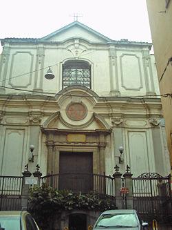 La chiesa di S.Maria ai Sette Dolori