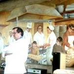 Massimo Spigaroli e il quadro