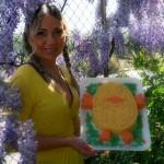 Il pulcino di Pasqua