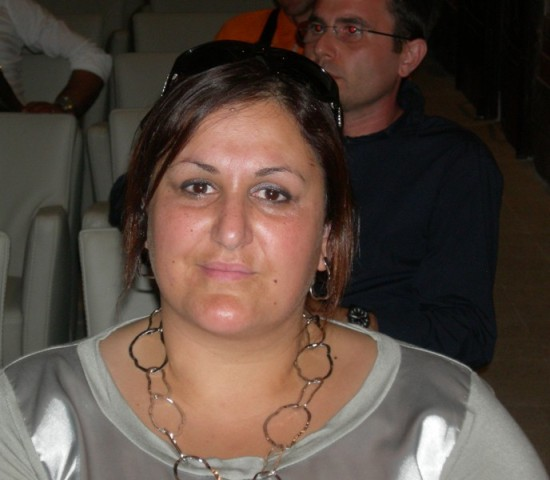 Patrizia Iannella - Presidente associazione Aglianico del Taburno