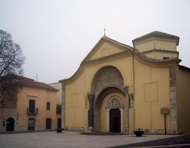 Chiesa di Santa Sofia (fonte: www.fondoambiente.it)