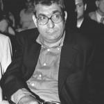 Gennaro Martusciello al primo convegno sullì'Aglianico a Napoli nel 1999