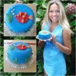 Mini cake marina