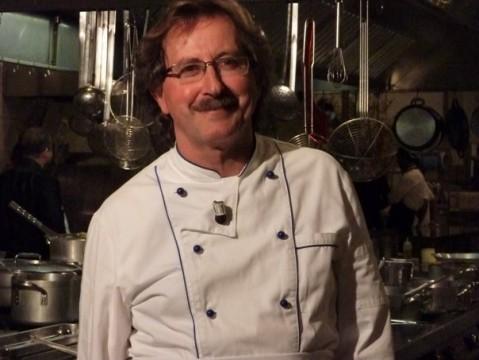 Rinaldo Merola Chef Patròn da Angiolina