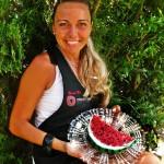 Torta anguria