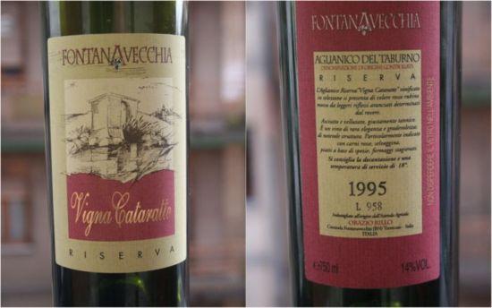 Vigna Cataratte 1995
