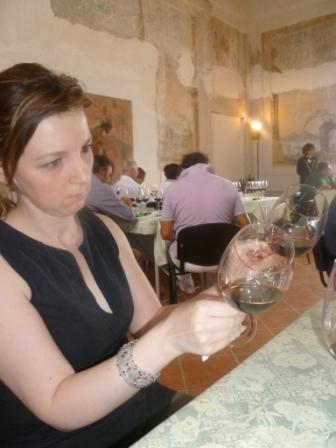 Tante donne alle degustazioni di VinEstate