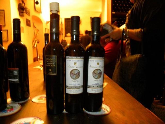 Feudo dei Sanseverino - I vini dolci