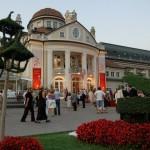 La sede del Merano Wine Festival