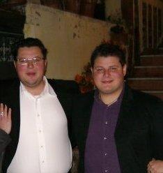I fratelli Francesco e Giampiero Rillo