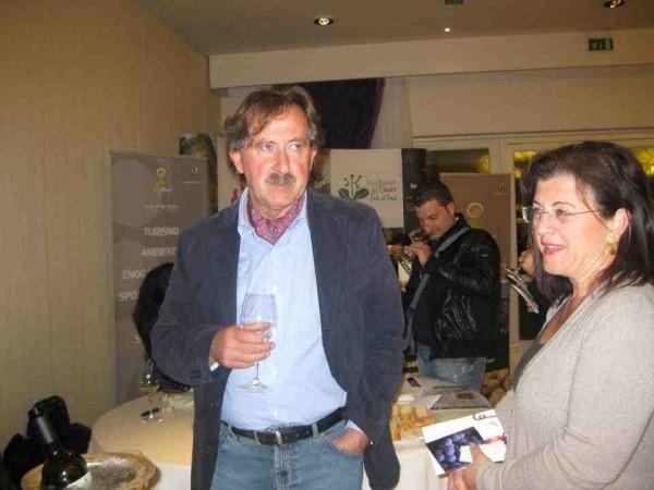 Angiolina, Rinaldo Merola e la moglie