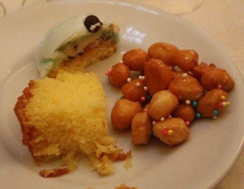 Da Nunzia - I dolci
