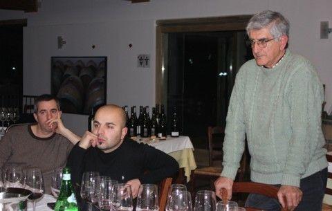 Guido Busatto, Gennaro Reale e Antonio Buono