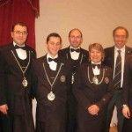 L'eccezionale squadra di servizio Ais Avellino