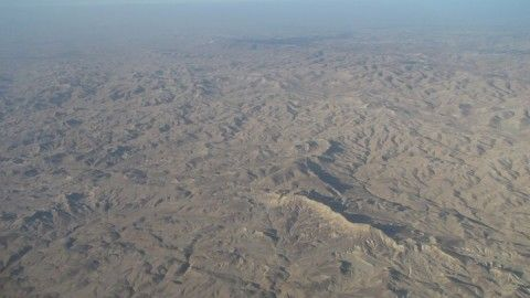 Viaggiando verso Eliat, l'Estremo sud d'Israele (