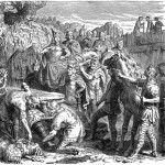 I funerali di Alarico nel Busento