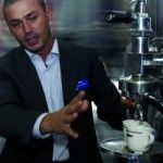 Enrico Maltoni - foto dal sito Amici del Caffé