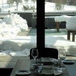 Marennà, la neve a tavola