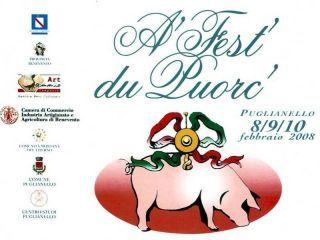 Puglianello, ritorna la festa del maiale