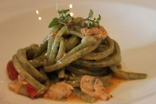 Spaghetti alle alghe fatti in ca.sa con le vongole 7e9b2b70603d