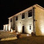 Villa Assunta, la struttura