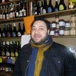 Vincenzo Mancino che racconta la sua Bottega del Gusto